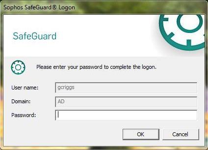 Windows BitLocker Encryption