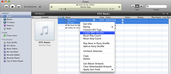 how to open multiple mp3 files in itunes