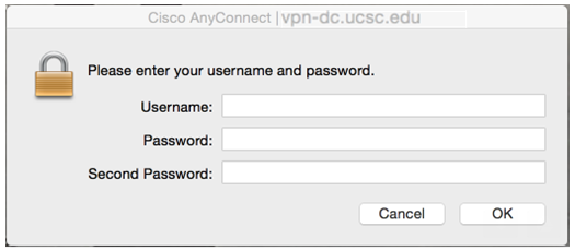 How to use DC VPN with MFA (after enrollment)